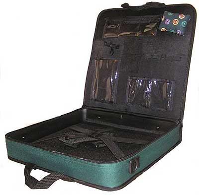 1. Она абсолютно аналогична сумке-органайзеру...