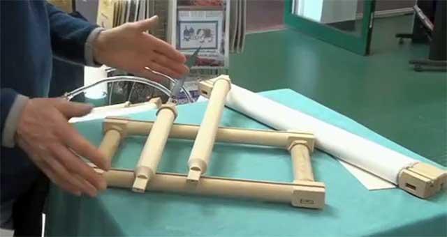 Рамы для вышивки миллениум 8