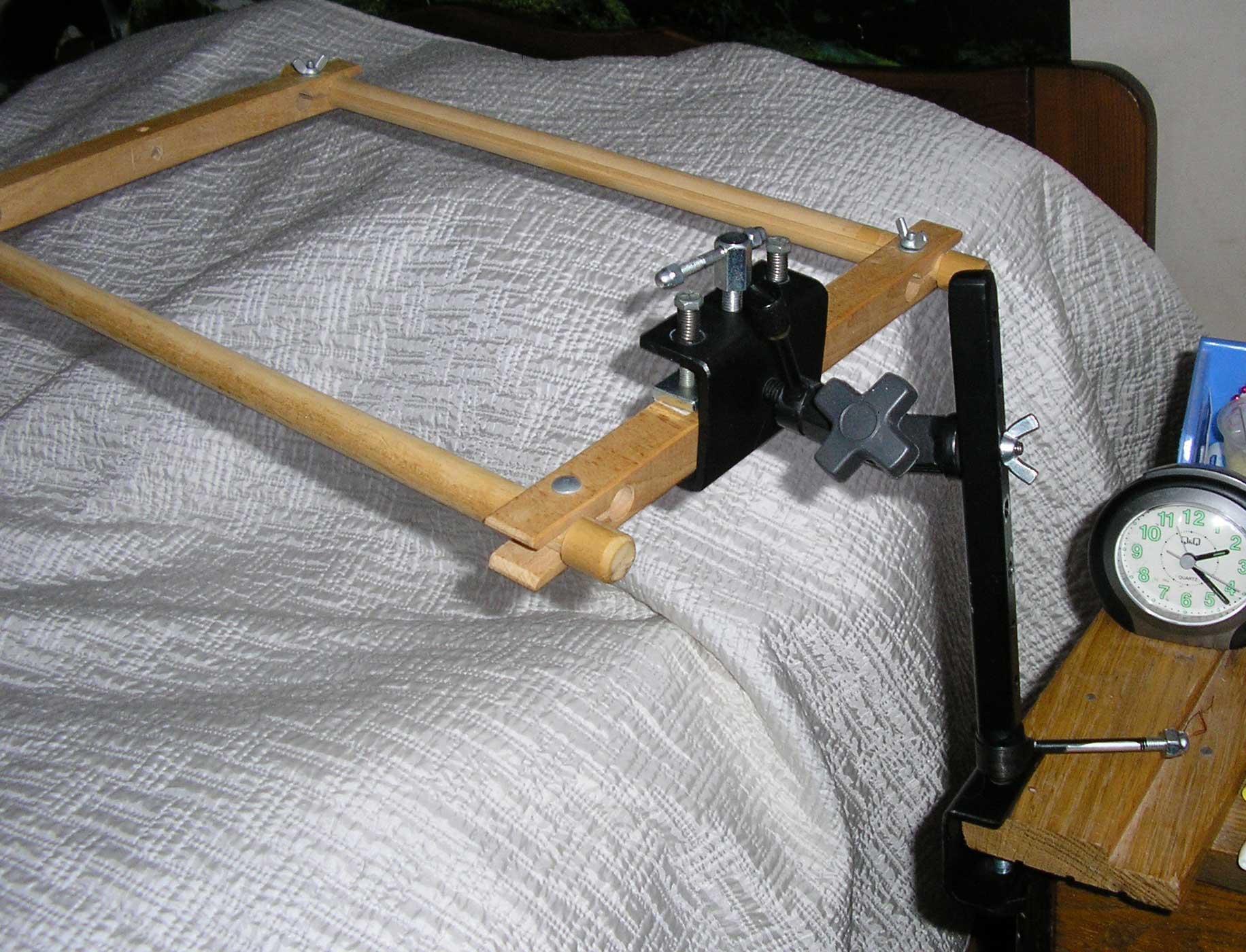 Станок для вышивки оманик