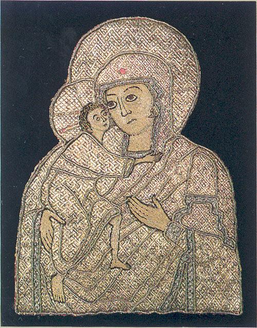 Федоровская, 17 век, Эрмитаж.