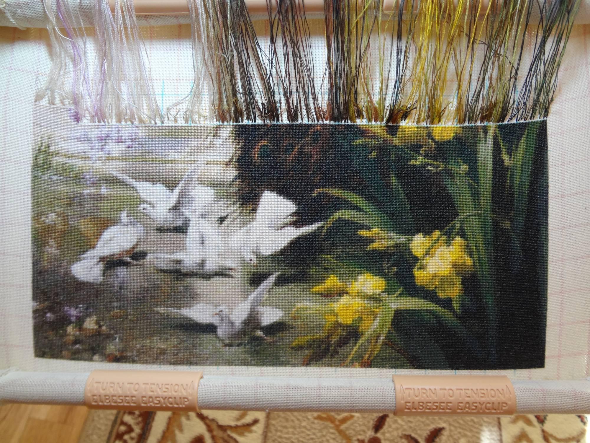 Вышивка хаед схемы осинка