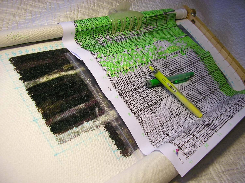 красивые вышивки крестом одним листом схемы