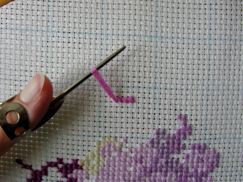 Переделать фото для вышивки крестиком