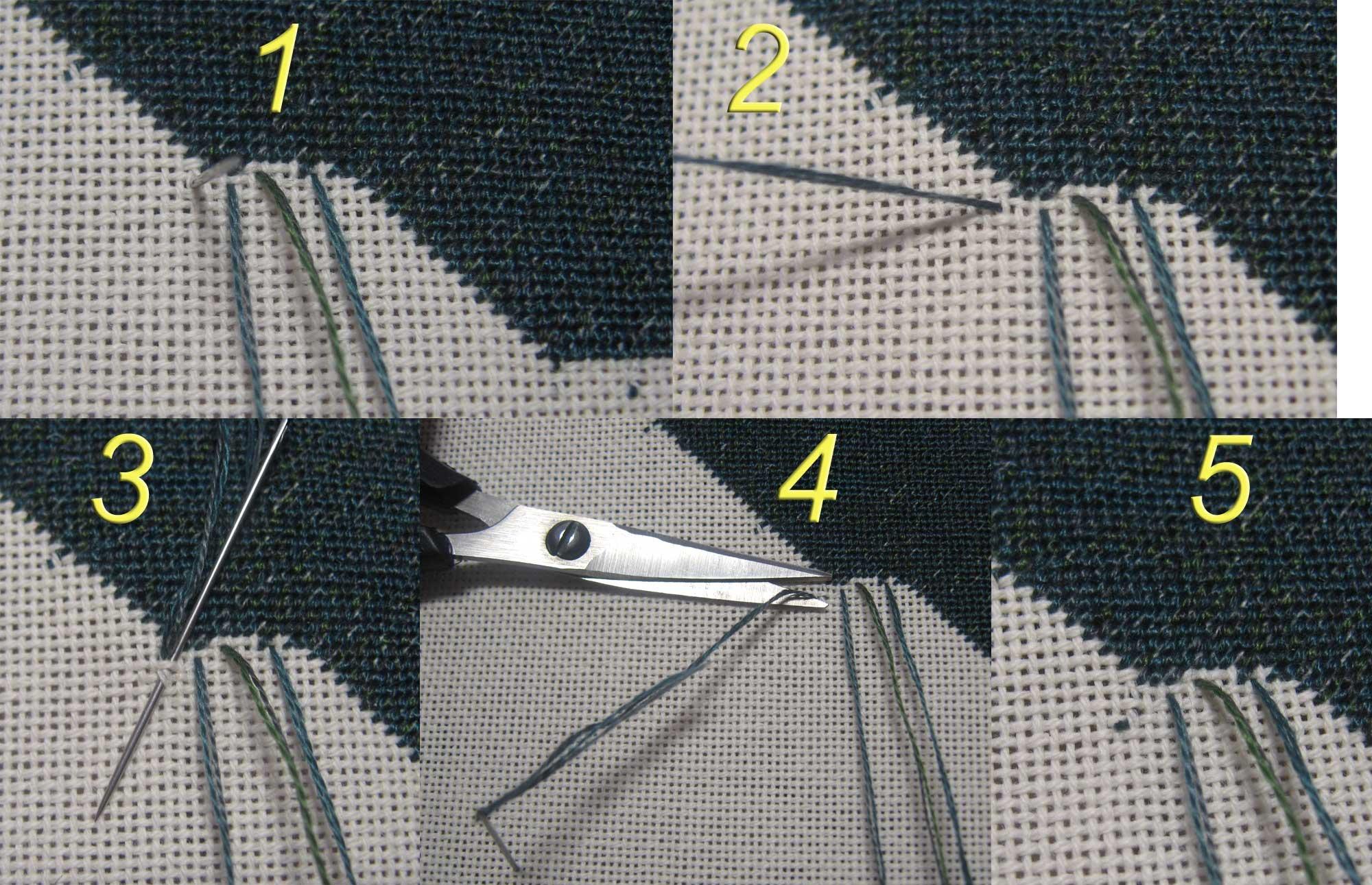 Забор из сетки рабицы: виды сетки 3