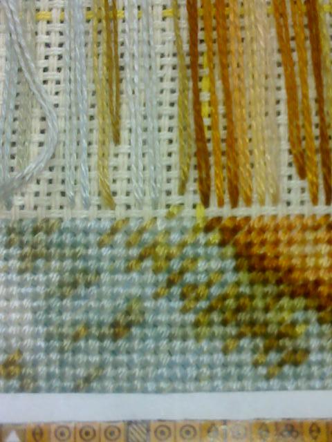 Гобелен вышивка без иголки