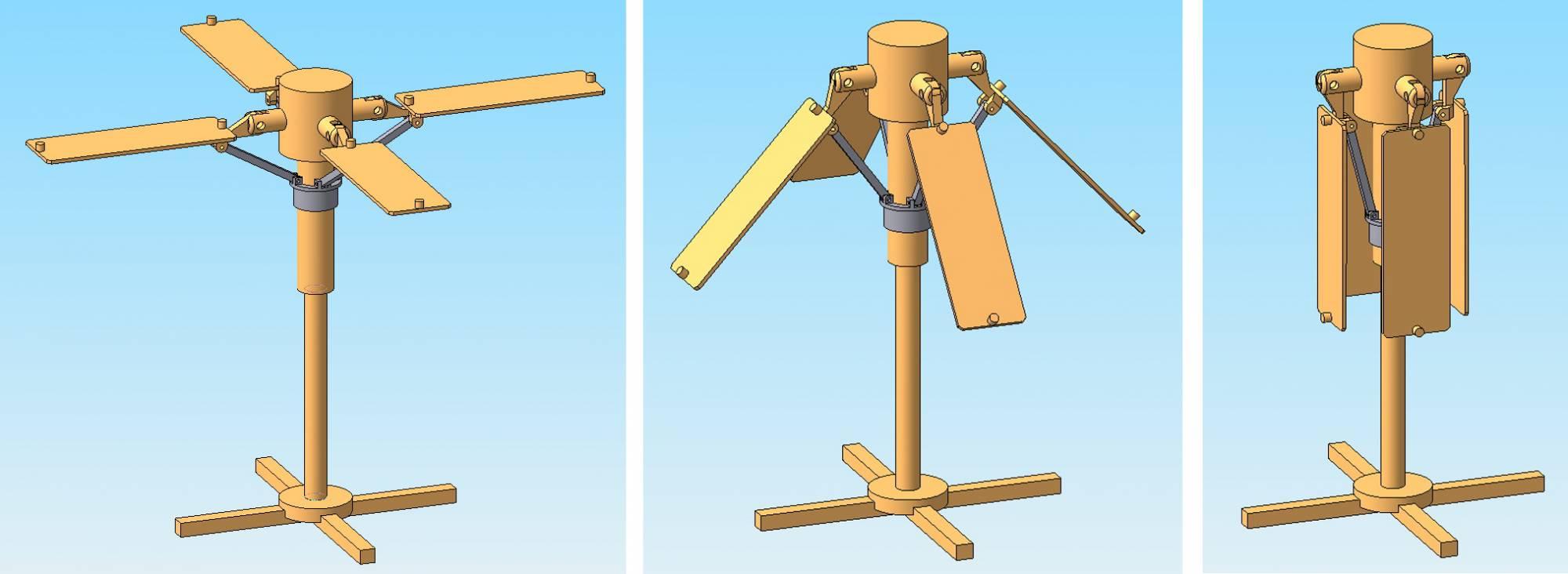 Как сделать ветрогенератор на 220В своими руками : самодельный ветряк 45