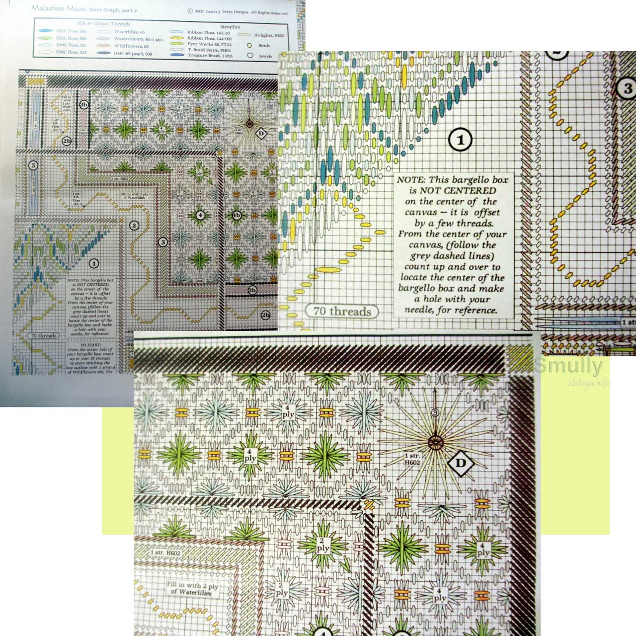 Обработка фото для создания вышивальной схемы