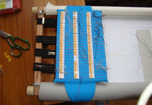 Органайзер для вышивания крестиком